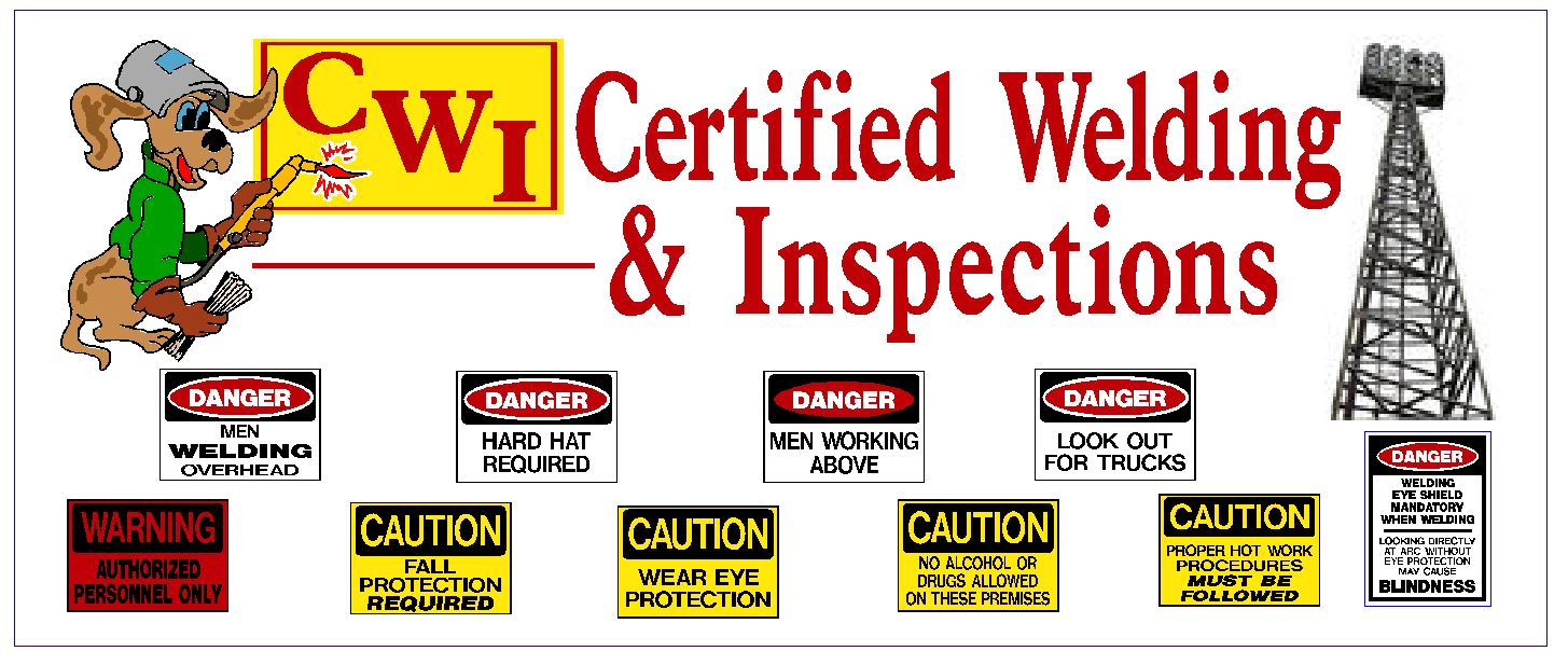 Certified Welding And Inspection